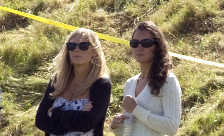 Kate Middleton, Chelsy Davy