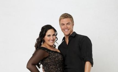 Dancing with the Stars Pair Fights Off Injuries, Screech Sex Tape, Rumors of Romance