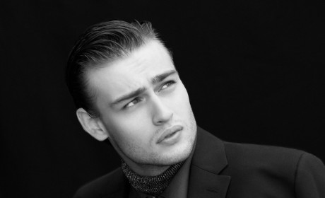 Douglas Booth on Miley Cyrus: Hardworking, Frugal, Never His Girlfriend