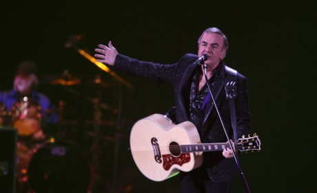 Neil Diamond and Katie McNeil: Engaged!