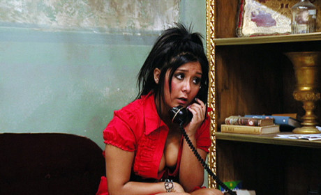 Snooki Cleavage Picture
