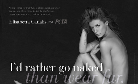 Elisabetta Canalis Nude Pic