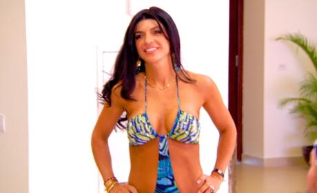 Teresa Giudice Bikini Photo
