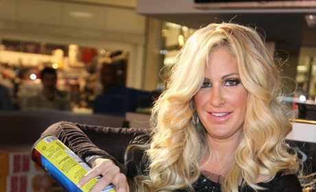 Kim Zolciak: Angling for a Spin-Off?