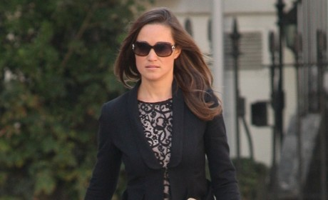 Pippa Middleton Work Clothes