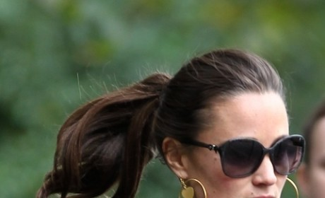 Pippa Middleton Earrings