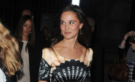 Pippa Middleton, Fashion Week