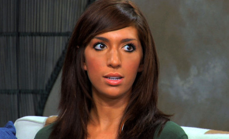 Farrah Abraham: Arrested For DUI!