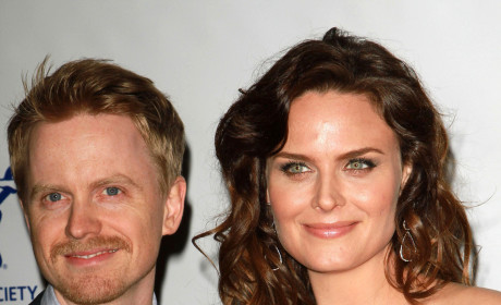 Emily Deschanel Welcomes Baby Boy!