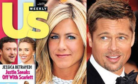 "Jennifer Aniston Goes ""Ballistic"" Over Brad Pitt Comments, Report Says"