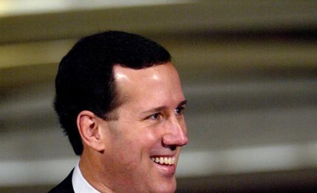 Rick Santorum Pissed About What Comes Up When You Google Rick Santorum