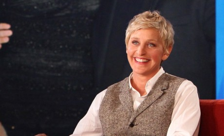 Ellen DeGeneres Treated For Chest Pains