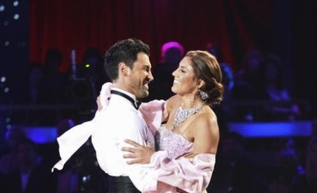 Hope Solo: Maksim Chmerkovskiy SLAPPED Me on Dancing With the Stars!
