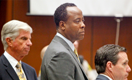 Dr. Conrad Murray Shopping Documentary Film