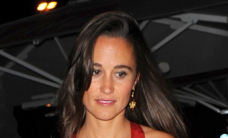 Pippa Middleton Cleavage