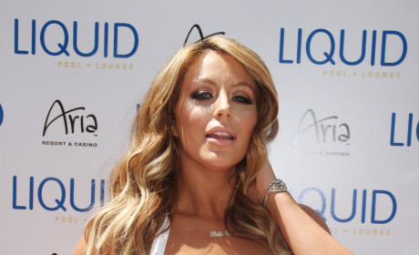 Aubrey O'Day Cast on Celebrity Apprentice