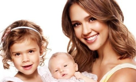 Jessica Alba Introduces Daughter Number-Two!