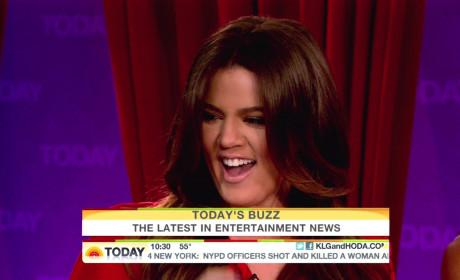 Khloe Kardashian Konfirms Relationship with Rashad McCants