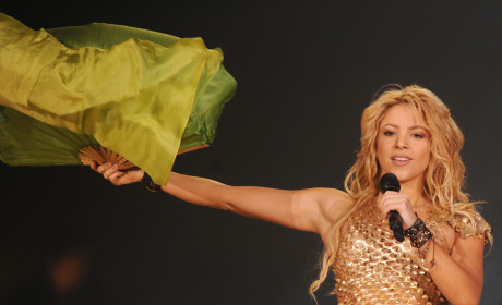 Shakira Named to Presidential Education Advisory Council