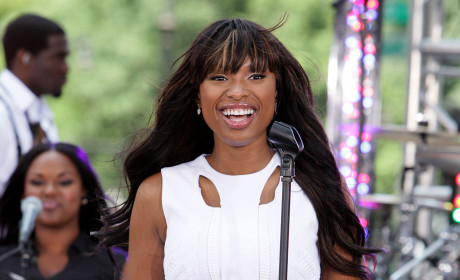 Jennifer Hudson on CBS