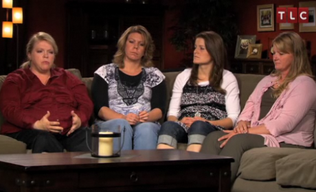 Sister Wives Recap: So Much Jealousy!