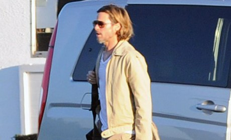 World War Z Set Raided By SWAT Team, Brad Pitt Livid