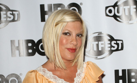 Do you have a problem with Tori Spelling wearing a bikini while pregnant?
