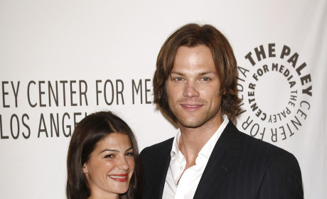 Jared Padalecki and Sandra McCoy: Engaged!