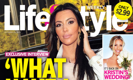 Kim Kardashian Asks: What Have I Done?!?