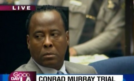 Conrad Murray Trial Pic
