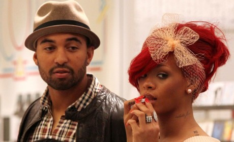 Rihanna and Matt Kemp: Getting Back Together?!
