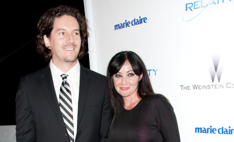 Shannen Doherty and Kurt Iswarienko: Married!