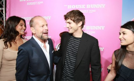 Bruce Willis: Pissed at Ashton Kutcher!