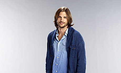 Ashton Kutcher Promo Photo