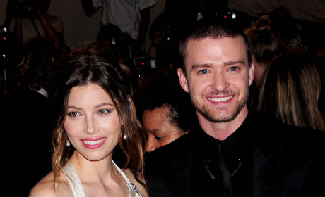 Jessica Biel and Justin Timberlake: Expecting First Child in April?