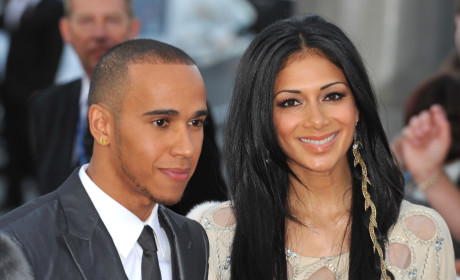 Nicole Scherzinger and Lewis Hamilton Split. Again.