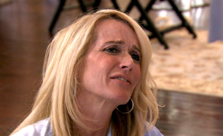 Kim Richards Whines