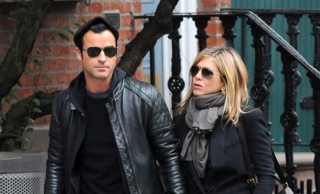 Jennifer Aniston and Justin Theroux: Not Engaged OR Expecting!