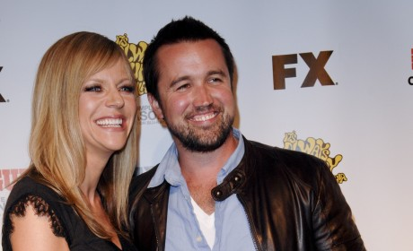 Kaitlin Olson and Rob McElhenney: Expecting Baby #2!