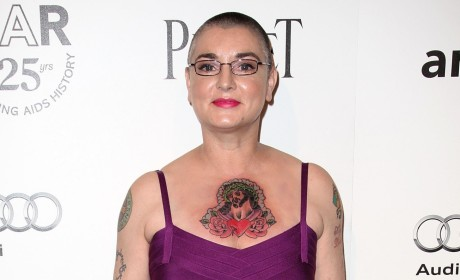 Sinead O'Connor: Bald, Tattooed, Looking Like Old Sinead O'Connor