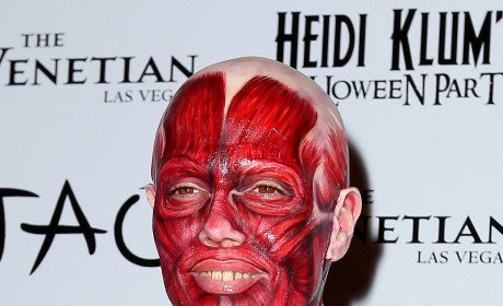Which Halloween costume looks best on Heidi Klum?