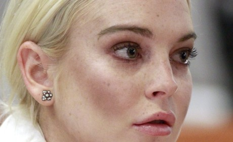 Lindsay Lohan Recommendation Letter Request: Shot Down By Morgue!