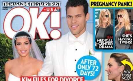 Kim Kardashian and Kris Humphries are Done!