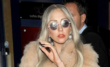 Lady Gaga to Launch Born This Way Foundation