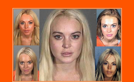 Celebrity of the Year Finalist #10: Lindsay Lohan!