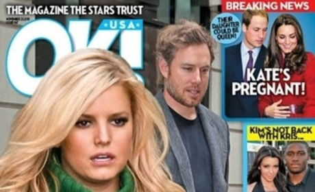 Jessica Simpson: Pregnant, Betrayed By Eric Johnson!