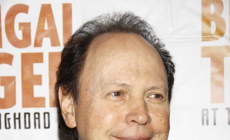 Billy Crystal Replaces Eddie Murphy as Oscars Host