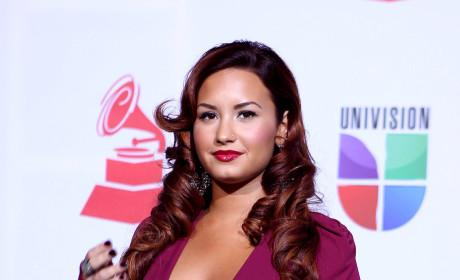 Demi Lovato Latin Grammys Outfit