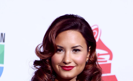 Demi Lovato's dress at the Latin Grammys was...