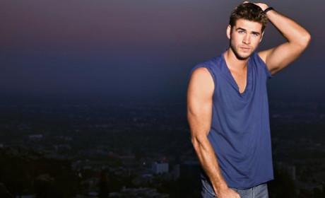 Liam Hemsworth in Who Magazine